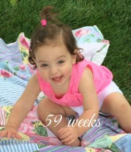 59 weeks