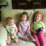play date with the Sullivan girls